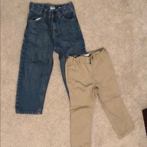 3T Boy's Jeans and Pants